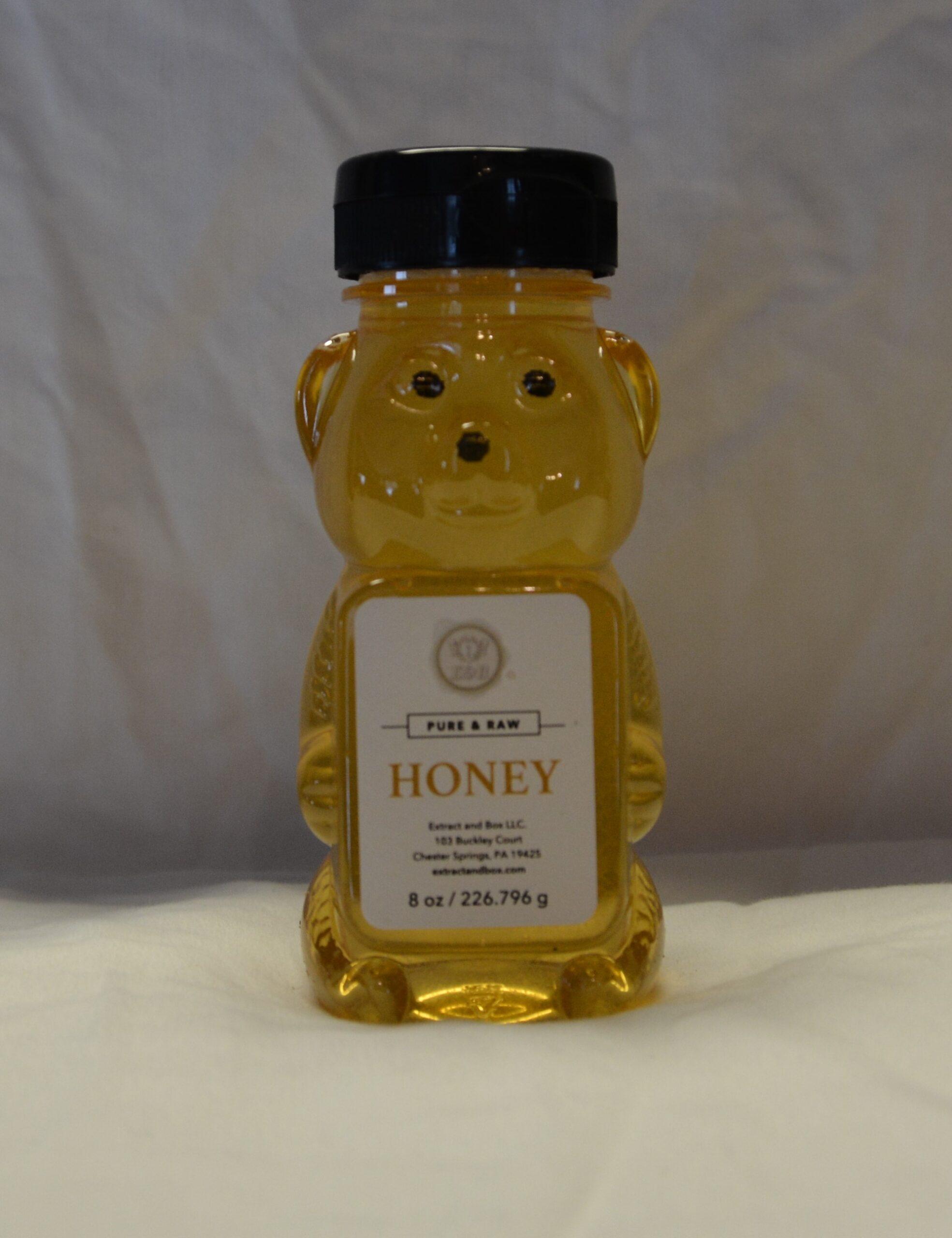 8oz Spring Honey Bear